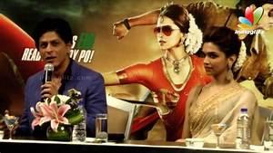 Chennai Express Movie Press Meet | Shahrukh Khan, Deepika ...