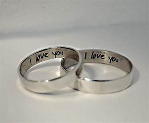 Awesome wedding rings engraving ideas matvukcom for Wedding ring engraving