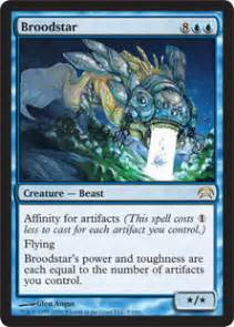 Blue Control Deck Mtg by Broodstar Planechase Gatherer Magic The Gathering