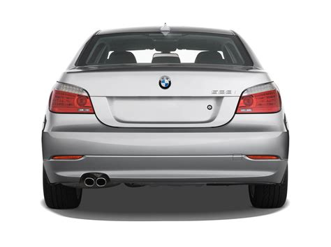 2008 Bmw 5-series Reviews And Rating