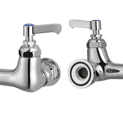 7 quot commercial 178mm pre rinse faucet spray arm twin