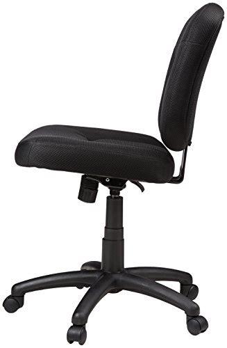 amazonbasics low back task chair dizybizy