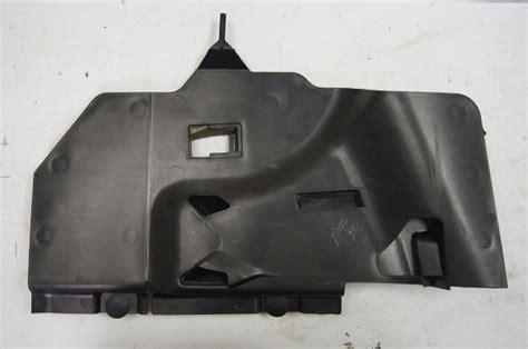 chevy corvette   dash  panel black