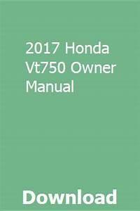 Honda Vr6 Engine Diagram : 2017 honda vt750 owner manual chilton manual mazda ~ A.2002-acura-tl-radio.info Haus und Dekorationen