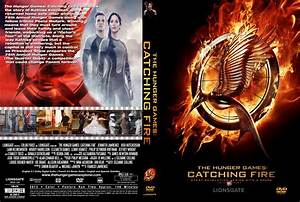 The Hunger Games - Catching Fire - Movie DVD Custom Covers ...