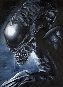 Xenomorph / Alien | Horror Movie Villain | Horror Movie ...