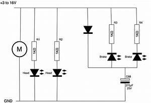 Car Led Light Wiring Diagram
