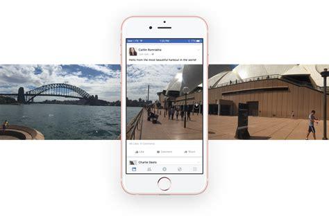 360 Photos  Facebook 360 Video