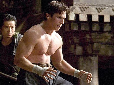 Christian Bale Birthday Body