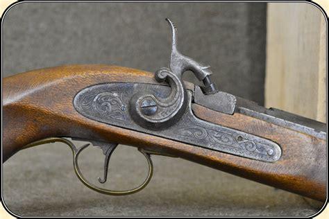 sold cap  ball single shot pistol