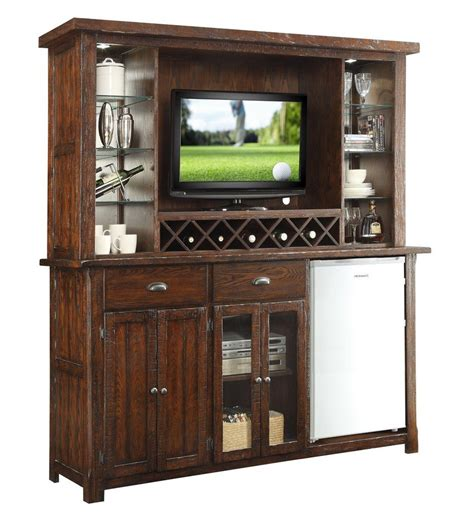Back Bar Furniture by Gettysburg Back Bar W Hutch Eci Furniture 1 Reviews