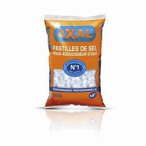 Sel Adoucisseur Axal : sel pour adoucisseur 25 kg axal leroy merlin ~ Nature-et-papiers.com Idées de Décoration