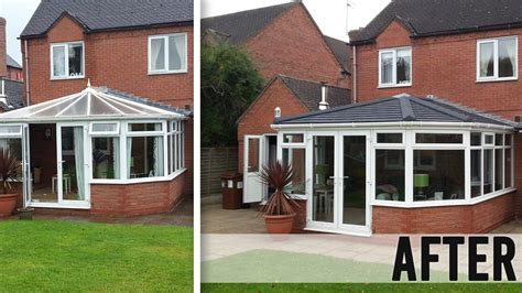 Conservatory : Conservatory Roof Stratford Upon Avon