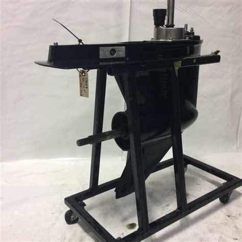 complete mercury  xl gear case   drives