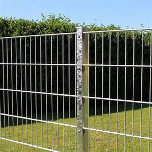 Gartenzaun Metall Verzinkt : ihr neuer gartenzaun aus hochwetigen doppelstabmatten verzinkt ~ A.2002-acura-tl-radio.info Haus und Dekorationen