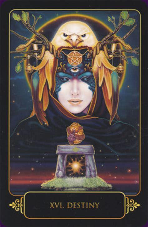 Pakai topi new era stickernya tidak dilepas Dreams of Gaia Tarot Reviews & Images   Aeclectic Tarot