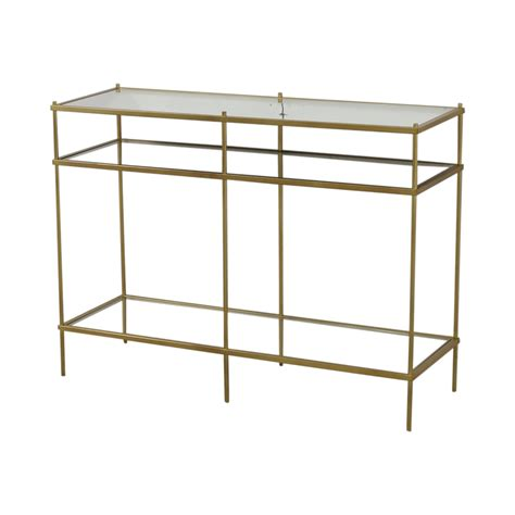 West elm terrace pill coffee table. 59% OFF - West Elm West Elm Terrace Console Table / Tables