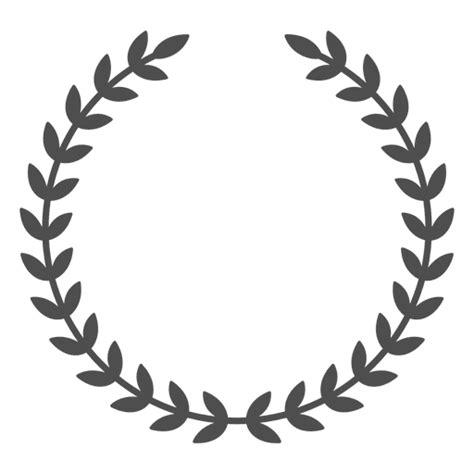 wreath disruption leaves transparent png svg vector file