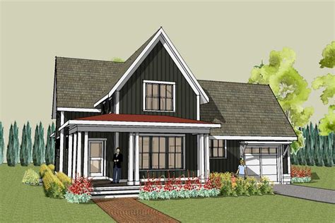 Simple Cottage Ranch House Plans Ideas by Tips And Benefits Of Country House Designs Interior