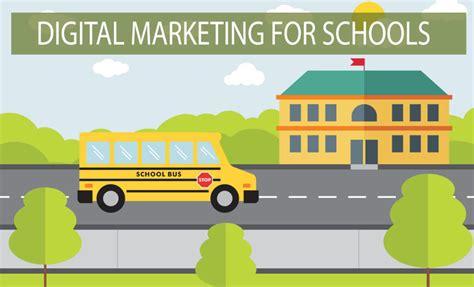 digital marketing school how digital marketing can beneficial for schools
