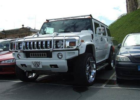 List Of Hummer Cars & Vehicles (4 Items