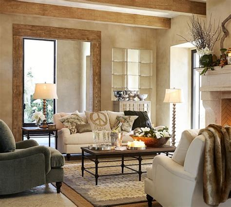 Pottery Barn Small Living Room Ideas by Pottery Barn