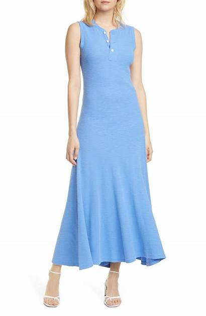 Nordstrom Polo Henley Maxi Ralph Lauren Dresses