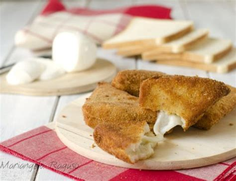 calorie mozzarella in carrozza secondi archives in cucina con mara