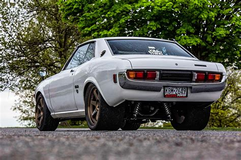 1975 Toyota Celica by Toyota Corolla With A 2jzgte Inlinesix Corolla T Toyota