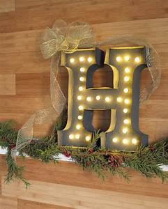 Diy marquee light monogram wreath teal and lime by for Lighted monogram letters