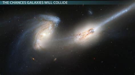 galaxy collisions ring elliptical galaxies video