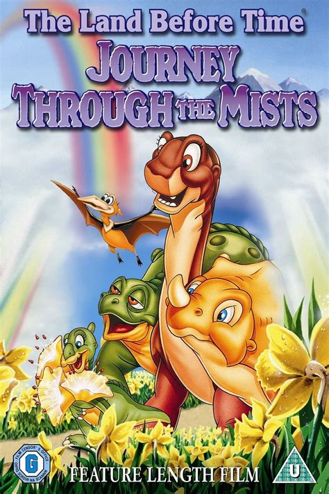 the land before time iv journey through the mists 1996 posters the database tmdb