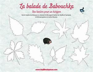 Feuilles D Automne à Imprimer : jeux de d coupage feuilles d 39 automne ~ Nature-et-papiers.com Idées de Décoration