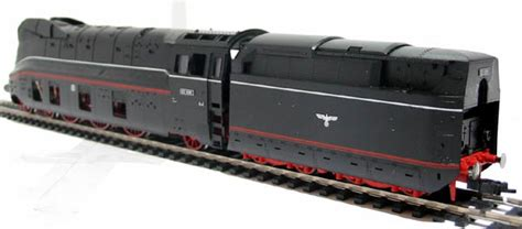 hattons co uk fleischmann 4171 class 03 4 6 2 streamlined steam loco of the german drg in