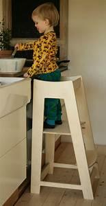Lernturm Selber Bauen : st hle lernturm montessori learning tower ein designerst ck von goldrabe bei dawanda ~ A.2002-acura-tl-radio.info Haus und Dekorationen