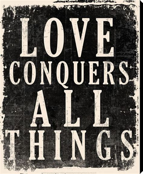 Quotes About True Love Conquers All