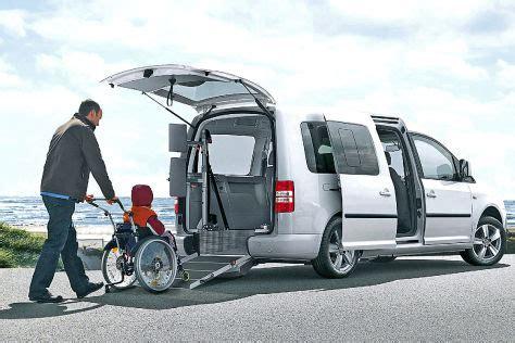 auto mit rollstuhlre gebraucht mietwagen f 252 r rollstuhlfahrer barrierefreier caddy europcar autobild de