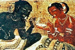 Pictures of India - Ajanta-Ellora-0017 - painting at the ...