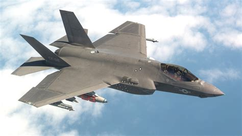 The F-35 Hits A Key Developmental Milestone, But With ...