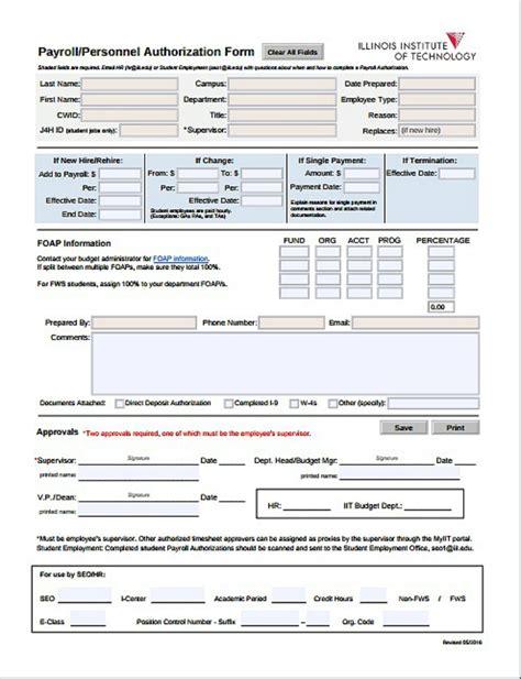employee payroll form templates   premium