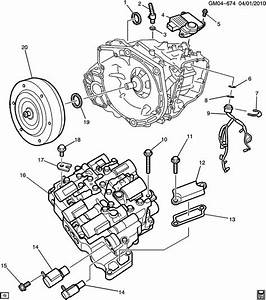 How The Diesel Cruze Aisin-warner Af40-6 Transmission Works - Chevy Cruze Forum