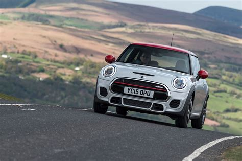 Mini Cooper Car : Mini John Cooper Works Steptronic Auto (2015) Review By