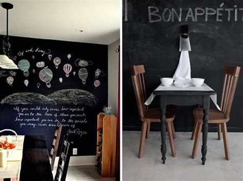 Home Design Ideas Blackboard by Blackboard Dining Room Decorating Ideas My Desired Home