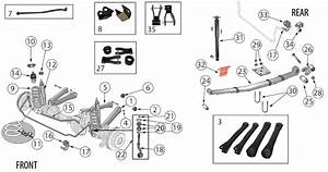 Diagrams For Jeep    Suspension Parts    Cherokee Xj  1984
