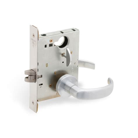 Schlage Mortise Lock Template by Schlage L
