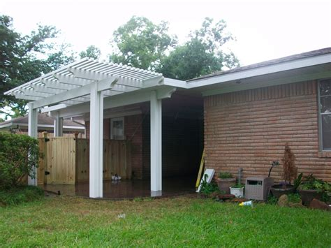 aluminum pergola crosby lone patio builders