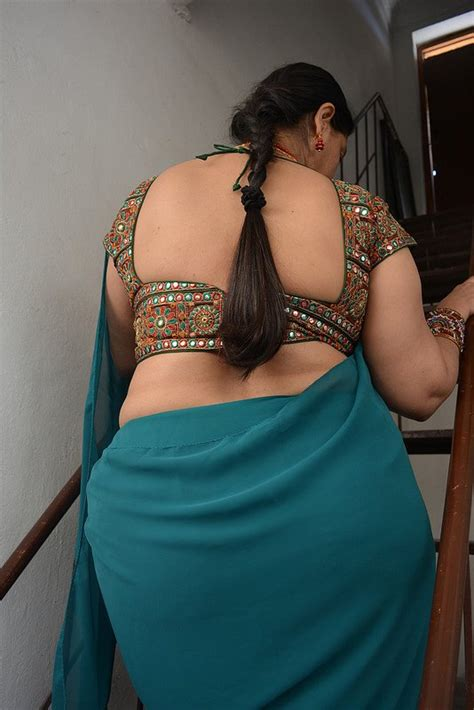 Fat Aunty Saree Xossip