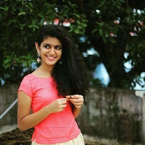 priya prakash age height weight hot image wallpapers
