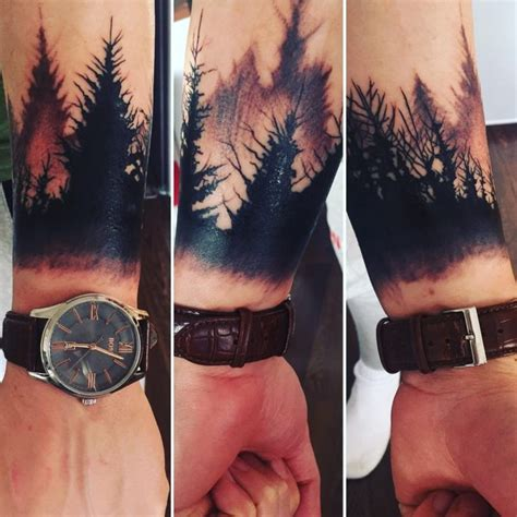 forest tattoo  tattoo ideas gallery