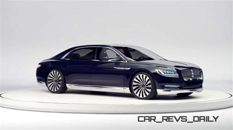 2017 Lincoln Continental Concept  2017  2018 Best Cars
